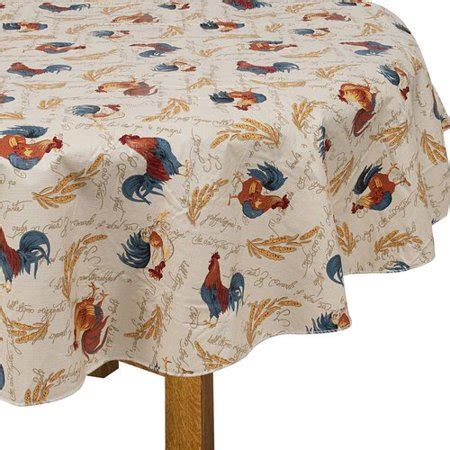 Better Homes and Gardens Rooster PEVA Tablecloth   Walmart.com