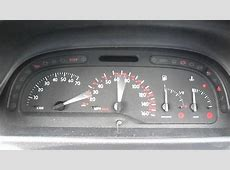 Renault Laguna 2000 Mark 1 Dashboard YouTube