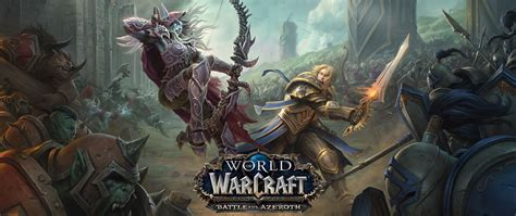 Preview: Blizzard announce BATTLE FOR AZEROTH expansion ...