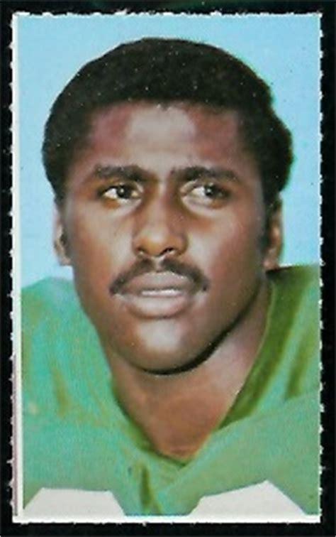 al nelson  glendale stamps  vintage football