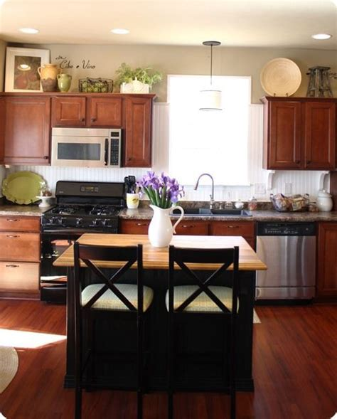 Can I Find Kitchen Cabinets by Decoration On Top Of Cabinets I Really Want To Decorate