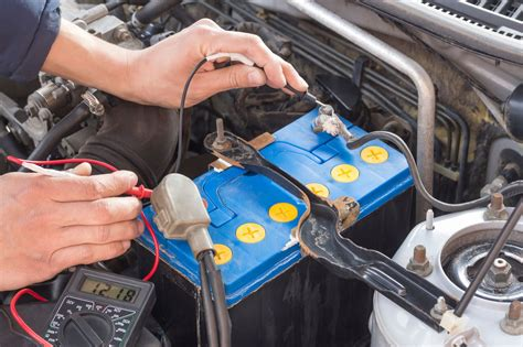 Regular battery check will ensure that you'll have your vehicle ready at all times. How to Test a Car Battery With a Multimeter   Tontio