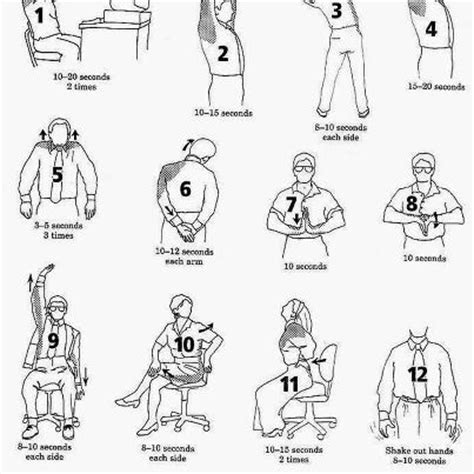 exercise while sitting at desk health and inspiration 10 ways to exercise while sitting