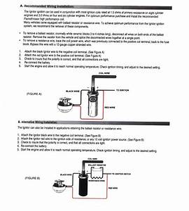 Eign23 Electronic Ignition Kit  12 Volt Negative Ground