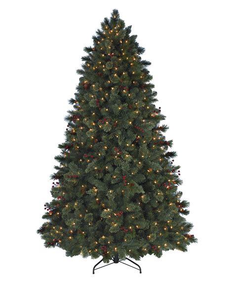 Pre Lit Led Christmas Tree