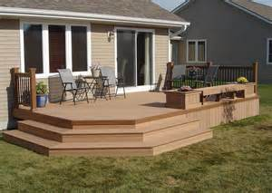 triyae patio decks various design inspiration