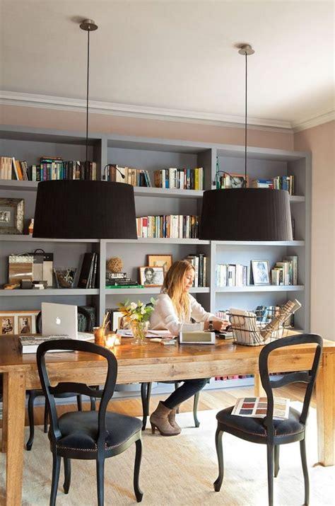 fourniture de bureau particulier comment décorer bureau au travail ou à domicile