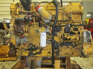 2006 Caterpillar C15 Acert Engine Mxs34991