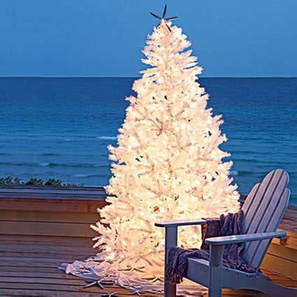 simple beach themed christmas amazing design