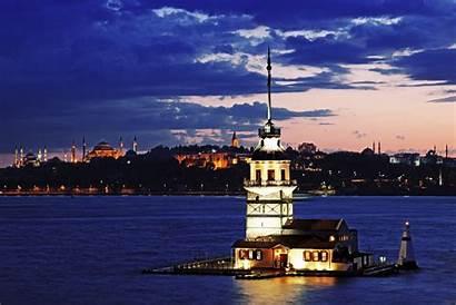 Istanbul Wallpapers Resolution Desktop Turkey Kulesi Kız