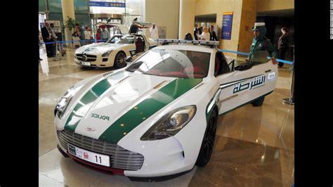 fastest police car dubai police own world 39 s fastest police car cnn
