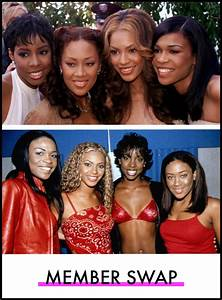 Flasback - Destiny's Child's Hair | Hair Extensions Blog ...