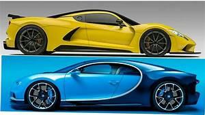 Bugatti Chiron Gt : bugatti chiron vs hennessey venom gt 2017 youtube ~ Medecine-chirurgie-esthetiques.com Avis de Voitures