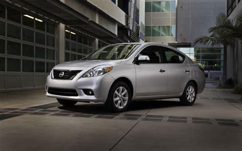 nissan sedan 2012 2012 nissan versa sedan first drive motor trend
