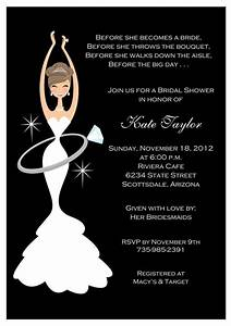 1000 ideas about bridal shower invitations on pinterest With cute wedding shower invitation wording