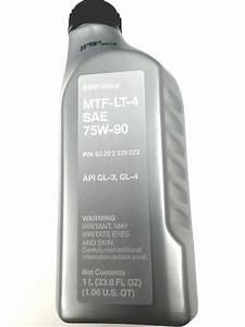 Mini Cooper Oil For Manual Transmission Mtf