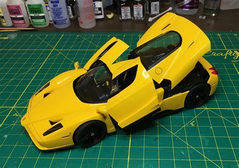 Be the first to write a review. Tamiya 1/24 Enzo Ferrari | Scale models, Toy car, Ferrari