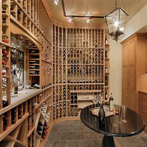 wine cellar ceilings and lighting
