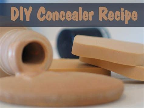 diy concealer recipe diy makeup setting spray diy