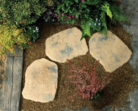 stepping stones and aggregates at ashtead park product 785 | random stepping stones n