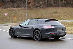 Porsche Panamera Break : porsche panamera shooting brake a se pr cise lentement l 39 argus ~ Gottalentnigeria.com Avis de Voitures