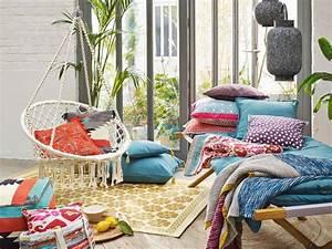 Coussin Boheme Chic : la collection gypsetter de la redoute joli place ~ Melissatoandfro.com Idées de Décoration