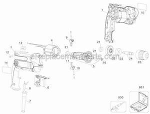 Dewalt Dwd110 Parts List And Diagram   Ereplacementparts Com