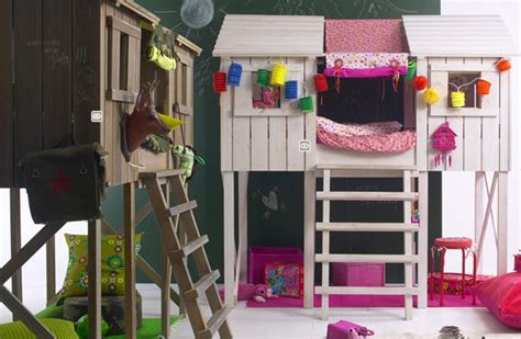 treehouse loft bed bunk bed playhouse style loft bed with enclosed top bunk ana white