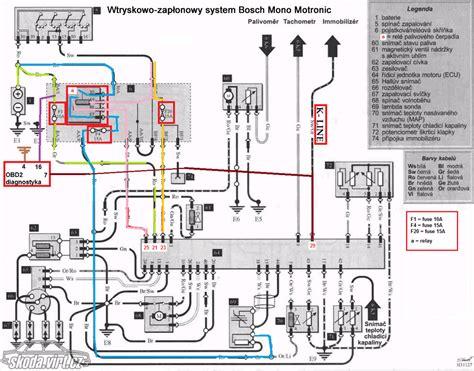 skoda felicia 1 3 wiring diagram wiring library