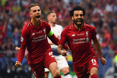 Liverpool FC win the Uefa Champions League! | London ...