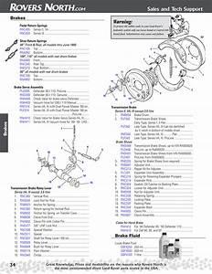 Land Rover Discovery 3 Handbrake Wiring Diagram