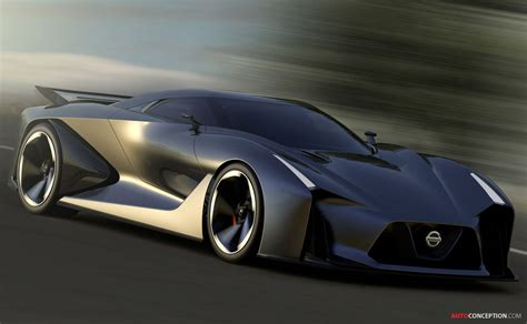 nissan s virtual concept car previews future design