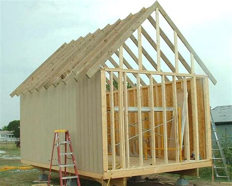 shed roof framing crav small shed roof cabin