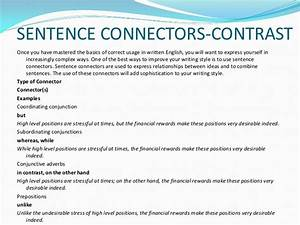 Informal Essays Examples English Connectors For Essays