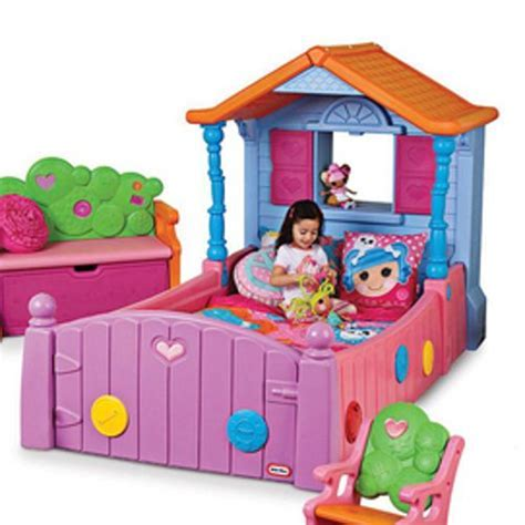 Little Tikes Twin size Lalaloopsy Bed   Buy Online in UAE