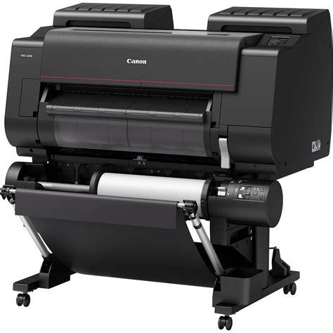 canon professional canon imageprograf pro 2000 24 quot printer with mfr copyfaxes