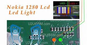 Nokia 103 Led Lcd Light Solution