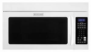 Kitchenaid Microwave  Model Khmc1857wwh0 Parts  U0026 Repair