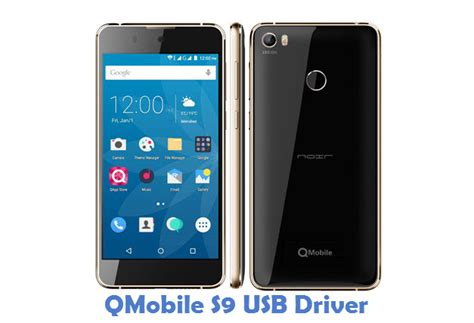 Download Qmobile S9 Usb Driver