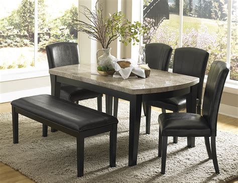 Stone Dining Table And Chairs Lovingheartdesigns - Stone top counter height dining table