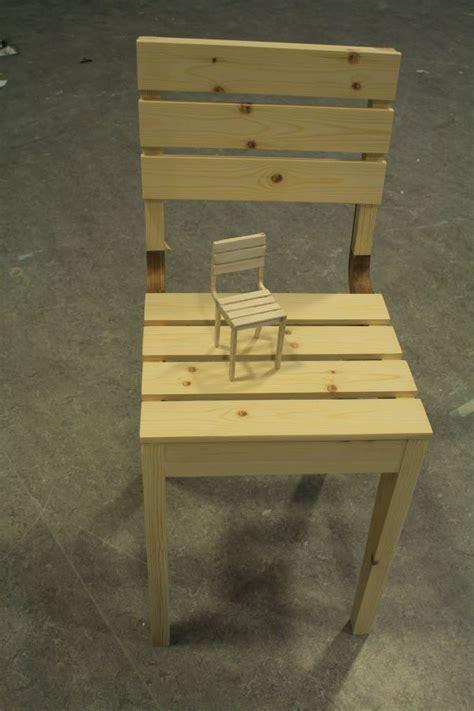 fabriquer une chaise comment fabriquer une chaise en bois 28 images chaise