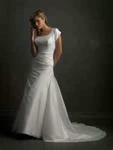 sleeve modest wedding dresses simple modest wedding dress an yet sophisticated dress style ipunya