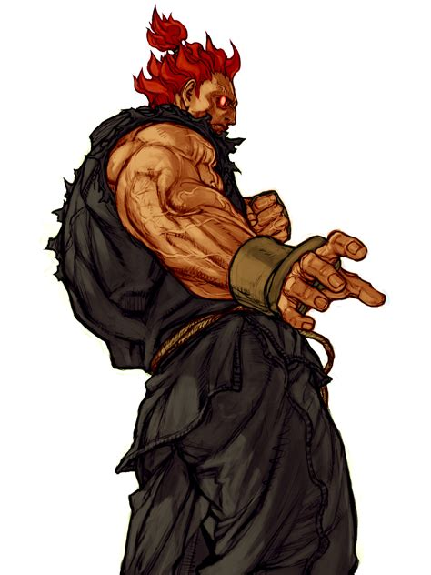 Akuma Gouki Street Fighter
