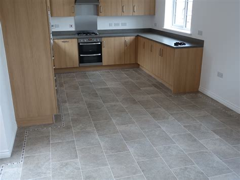Another Beautiful Karndean Kitchen Floor  Red Carpets