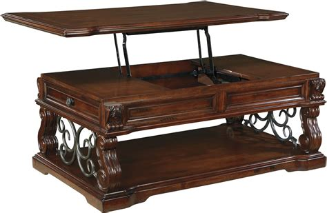 Ashley Furniture Table Lamps by Quality Lift Top Coffee Table Chicago Furniture Warehouse