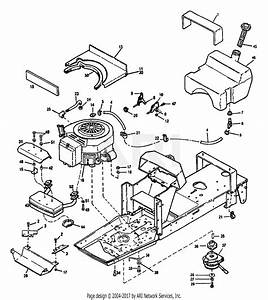 Troy Bilt 13066 16hp Hydro Suburban Tractor  S  N