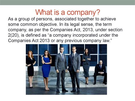 Forms of company. Advantages and disadvantages of ...