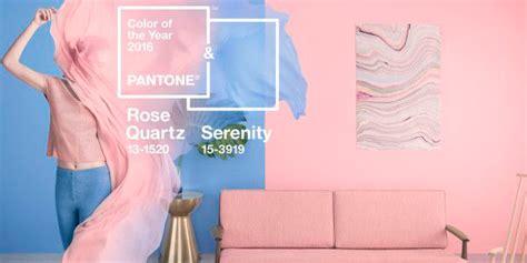 Pantone Trendfarben 2016