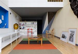 Le Corbusier Cité Radieuse Interieur : interior of appartment 50 in unit d habitation de marseille by ronan erwan bouroullec fr ~ Melissatoandfro.com Idées de Décoration