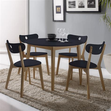 table ronde et chaises chaise table ronde